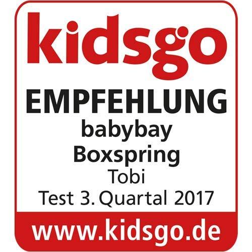 babybay Boxspring Beistellbett - 17