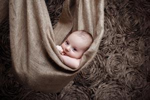 Baby Hängematte