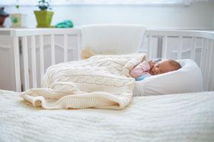 Baby-Beistellbett
