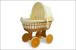 Baby-Stubenwagen